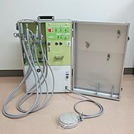 使用する機材と診療場所